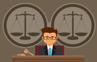 אילוסטרציה של עורך דין